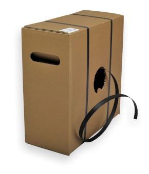 Vázací páska v kartonu 12x0.5 mm